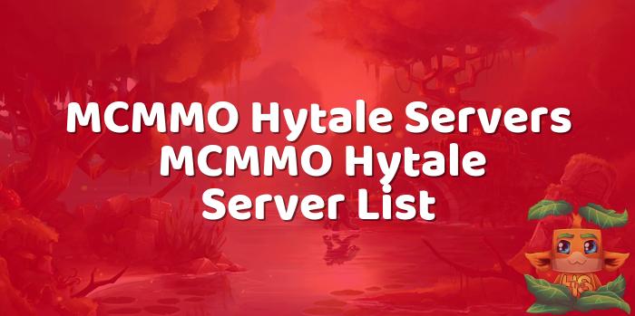 MCMMO Hytale Servers | MCMMO Hytale Server List